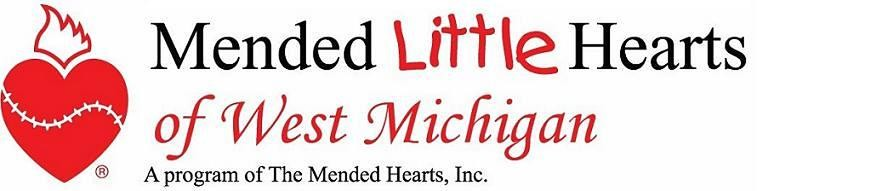 Mended Little Hearts of West Michigan - A group for families dealing with Congenital Heart Defects.